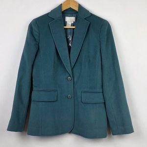 NEW Spiegel Wool & Cashmere Blazer